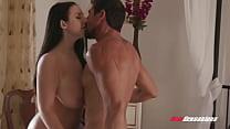 New Sensations - Big Natural Tits Angela White ...