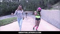 Black Rich Cute Girls Sizi Sev And Zoey Reyes H...