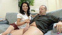 Big White Dick Talk Hairy Pussy Office Girl for...
