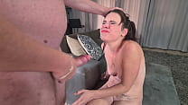 Girl get her face ruined by getting spat on, sl...
