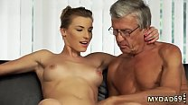 Old man sex with young girl  amateur y. brazilian