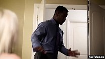 Black stepdad first fucked a horny stepdaughter teen Thumbnail