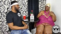 Huge Massive Donk Belly Interview Nikki Nailz P...