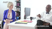 Psycho doctor Anal Sex Therapy with Dee William...