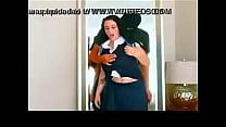 Teen schoolgirl fucked by thief's Thumb