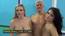 Adriana Chechik Trains Blake Lovely to Be a Slu...
