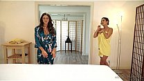 Watch Seducing a married woman in the spa - Aspen Rae, Reena Sky preview