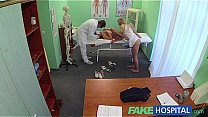 FakeHospital Doctors_cock and nurses tongue cure frustrated horny patients Thumbnail
