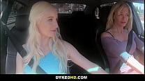 Blonde Big Tits MILF Serene Siren Lesbian Sex I...