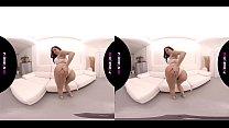 PORNBCN VR 4K | Big ass latinas Canela Skin & K...