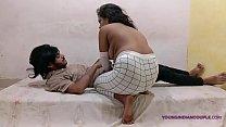 Lactating Indian Teen Sarika Riding On Her Cous...