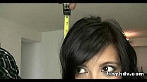 Petite tiny girl drilled Jasmine Gomez 6 91