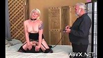 Hot females in crazy xxx scenes of raw slavery ...