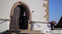 Sexy lesbian nuns