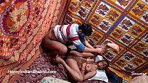 Horny Desi Indian Young Boy Impregnates His Hor...