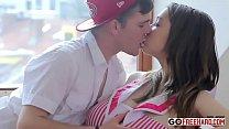 Watch Busty teen fucked by boyfriend preview
