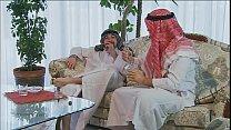 2 Arabs with very Big Cocks fuck a hot Milf per...