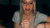 Nighttime blowjob from Samantha Flair