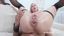 Blackened With Sindy Rose 4 BWC and 4 BBC Balls...