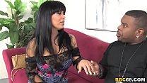 Big titted MILF Sienna West Sucks A BBC Thumbnail