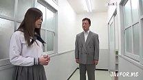 Japan teen blowjob