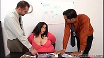 Latina Plumper Is Interrogated and Fucked