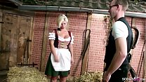German Mom - Deutsche MILF mit Mega Titten und ...