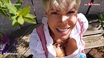 My Dirty Hobby - Big titted MILF fucked at Okto...