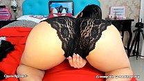 Watch Sexy Latina twerk tease Dance Teasing Queen Big ass Booty Big boobs GOSTOSA Dancando e Rebolando PLUG ANAL Sexy Reggaeton preview
