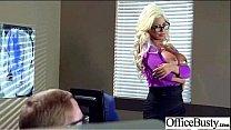 Busty Slut Worker Girl In Office Get Hardcore S...