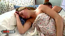 Young russian babe fucked in POV by her boyfriend