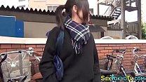 Japanese student rubbing