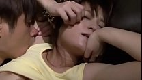 Japanese girl fuck while s. with her brother | ...