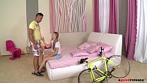 Nonstop Hardcore teenage sex with ever-horny bl...