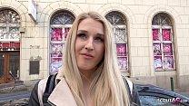 GERMAN SCOUT - Arschfick fuer blondes Teen fuer...
