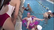 Watch Japanese Mom Swimming preview