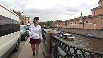 Russian Student Ass Fucking In The Apartment