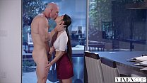 VIXEN Young Asian Student Has Passionate Sex Wi...