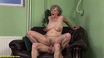 big breast hairy 76 years old mom gets extreme ...