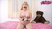 Sara loves rimjobs and anal with her BF
