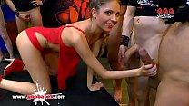 Super hot teen Rebecca Volpetti gets her pussy ...