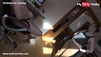 MyDirtyHobby - German babe walked in on her roo...