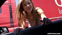 Amazing collection of street hookers POV fucking