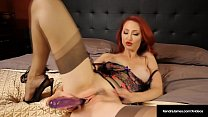 Sensual Sexual Kendra James looks stunning with...
