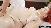 Obese BBW massage sex