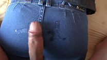 COMPILATION, MY COCK ON MY HAIRY WIFE'S BIG ASS...