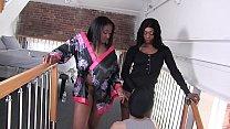 Kay Kush interracial bondage and femdom 1b thre...