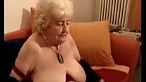 l 60year old mum gives blowjob to real son