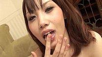 Sensual Ageha Kinashita craves to swallow some ...