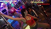strippers dancing at car show in thailand
